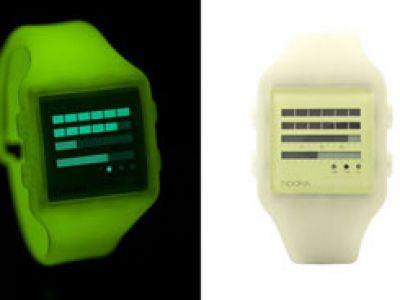 Zegarki nie na sprzedaż - Nooka