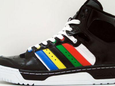 Adidas Conductor Hi – Olympic