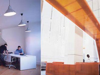 Piękne biuro może inspirować pracowników do większej kreatywności.