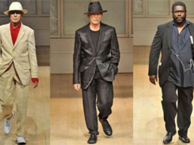 Moda w kwiecie wieku