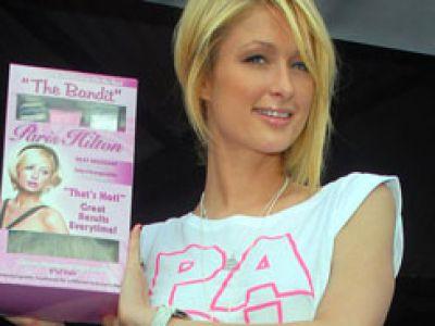 Paris Hilton lansuje peruki