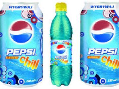 Ostudź lato z Pepsi CHILL !
