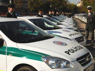 Samochody KIA dla policji słowackiej