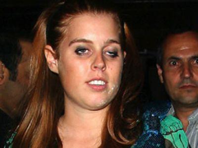 Księżniczka Beatrice - tańcząca z kokainą