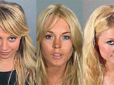 Więzienne zdjęcia celebrities!
