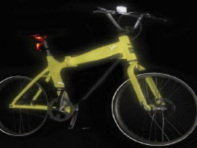 Glow Rider - świecący w ciemności
