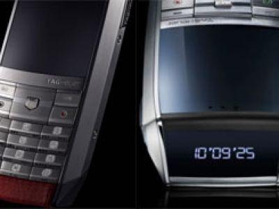 TAG Heuer debituje na rynku telefonów GSM (VIDEO)