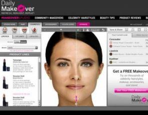 Zmień swój wizerunek przy pomocy Makeover Studio