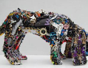 Recycling w modzie