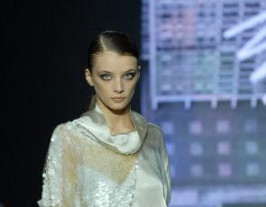 MMC na Volvo Fashion Week Moscow