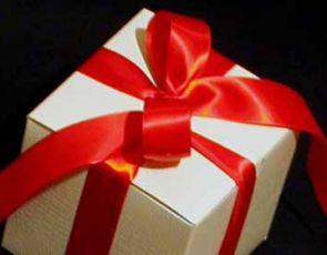 Moc prezentów