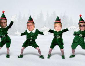 Elfy Trendz przesyłają życzenia
