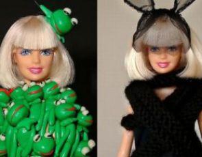 Lady Gaga w miniaturze