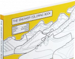 Pokoloruj sneakersa