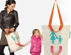 Torba dla matki i dziecka