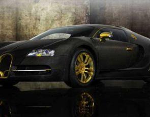 Bugatti Veyron Linea Vincero d