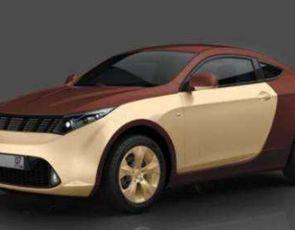 Pierwszy hybrydowy samochód z Rosji