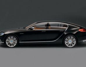 Nowe Bugatti