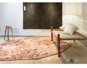 Wyjątkowa kolekcja dywanów braci Bouroullec