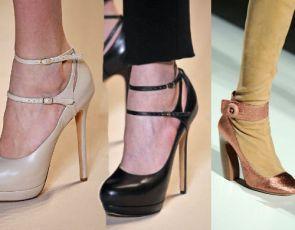 Buty w stylu Mary Jane