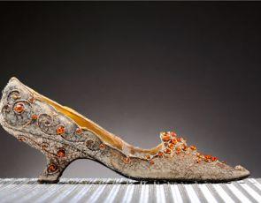 Najdroższy but świata