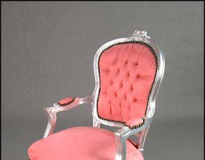 Fotel księżniczki