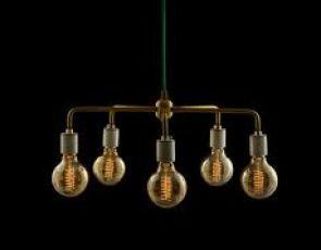 Lampy w zupełnie starym stylu