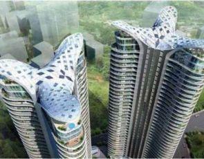 Aquaria Grande- apartamenty kipiące luksusem