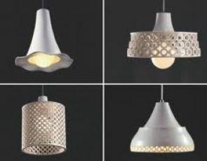 Porcelanowe lampy z Korei Południowej