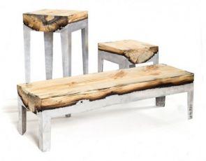 Wood Casting – oryginalne meble Hilla Shamia!
