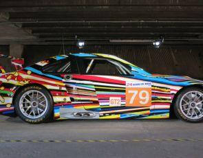 BMW prezentuje dzieła sztuki