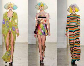Jeremy Scott – moda 2012