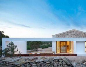 Trendy w architekturze – Dom hiszpańskiej projektantki