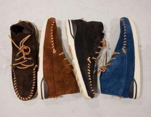 Mokersy – obuwie trendy 2013