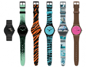 Swatch Summer Sports 2012 - zegarki trendy 2012