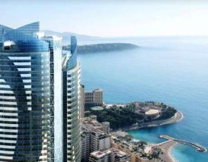 Odeon Tower w Monaco