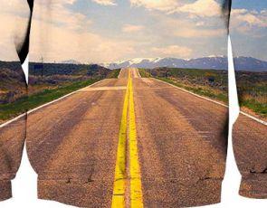 Bluza dla fanów kina drogi
