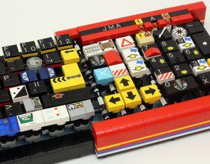 Klawiatura LEGO