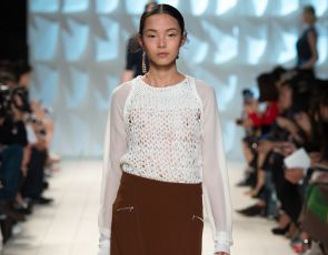 Nina Ricci kolekcja wiosna lato 2015