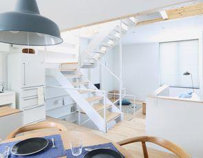 Kompaktowy dom Muji