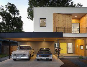 Designerski dom w Austin