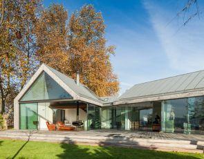 Modny dom w Portugalii