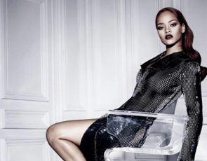Gorąca Rihanna w sesji Dior
