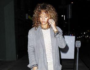 Rihanna dyktuje trendy