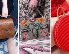 Modne torebki na wiosnę 2016