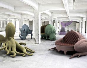 Bajkowe krzesła