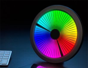 Chromatic LED Color