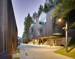 Designerskie domy na Litwie