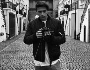 Fotograf Brooklyn Beckham