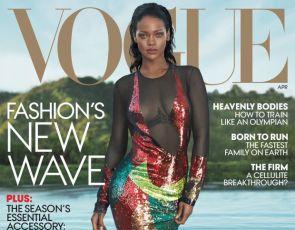 Trendy gwiazdy: Rihanna w Tom Ford